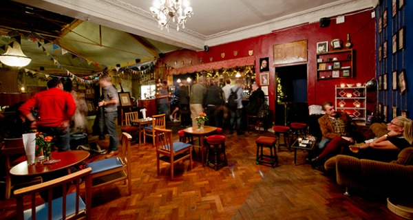 Catford Constitutional Club Review Food