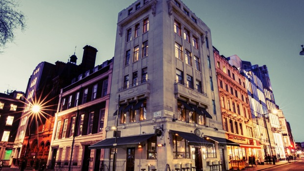 Six Storeys on Soho Review