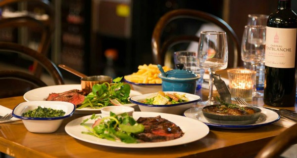 bordelaise dinner review tooting