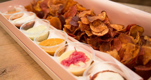 hipchips crisp restaurant review london