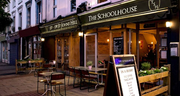 schoolhouse brunch review london
