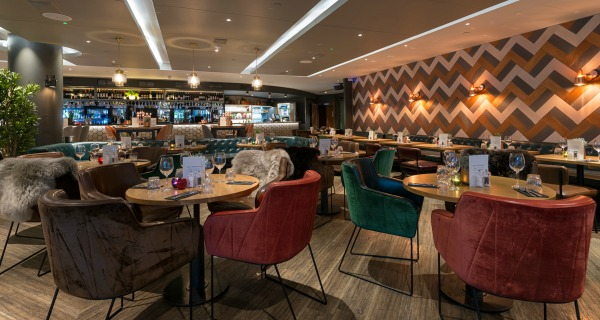 Refinery CityPoint Food Review London