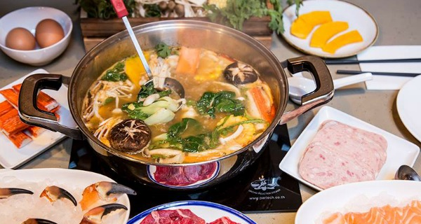 hot pot chinatown restaurant review london