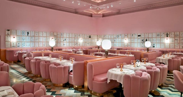 sketch london afternoon tea review