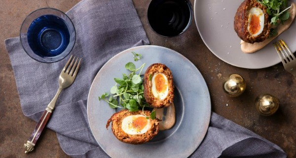 The Refinery CityPoint Scotch Egg