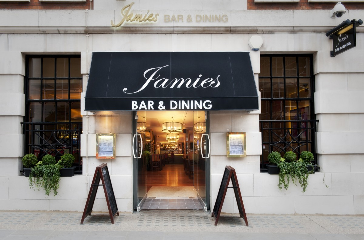 Jamies London Bridge London Bar Reviews Designmynight