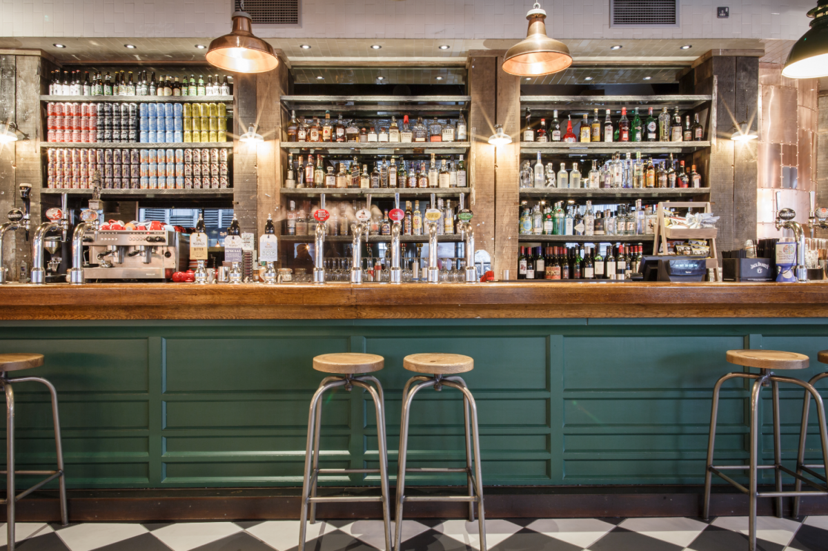 The Plough Bar And Kitchen Clapham