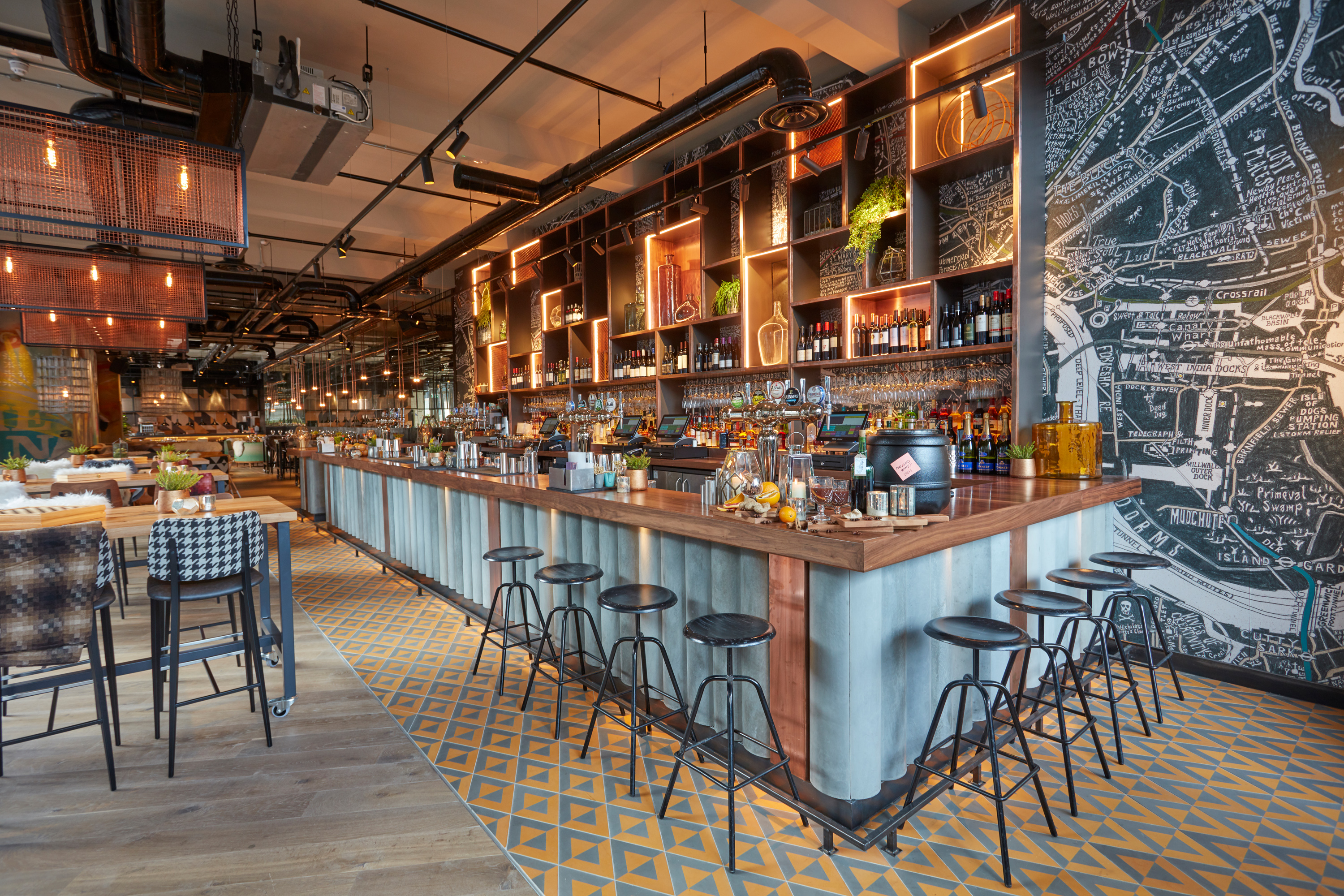 The Allegory Shoreditch | London Restaurant Review