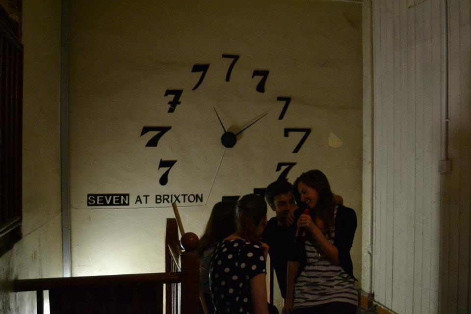 Seven at Brixton