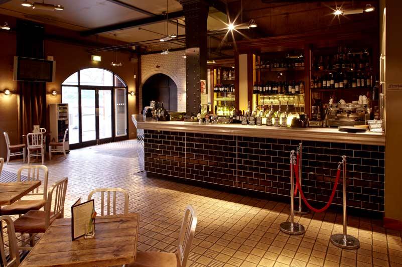 The Fire Station Waterloo London Bar Reviews Designmynight