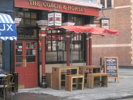 Coach and Horses photo