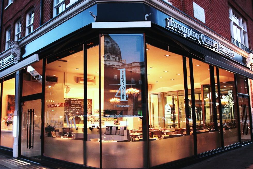 Brompton quarter brasserie london restaurant reviews