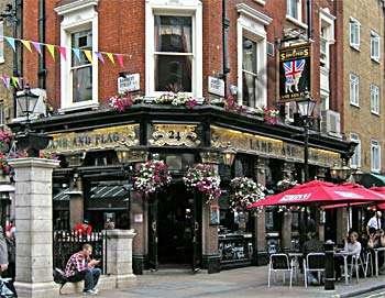 The Marylebone Pub Food