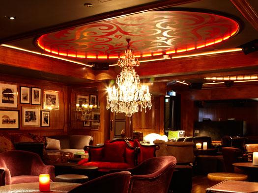 Novikov Bar Mayfair Berkeley Street London Bar Reviews