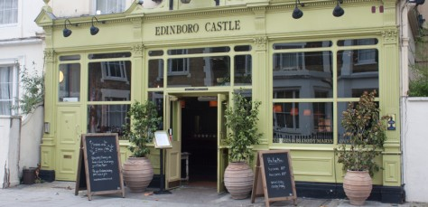 The Edinboro Castle photo