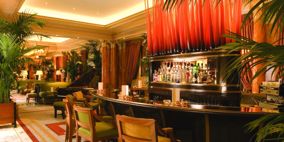 the promenade bar dorchester hotel mayfair central london