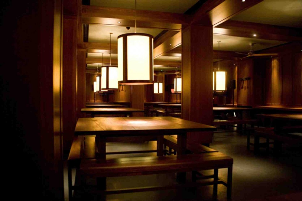 Thai Restaurant Leicester >> Busaba Eathai Shoreditch East London Bar Restaurant Review ...