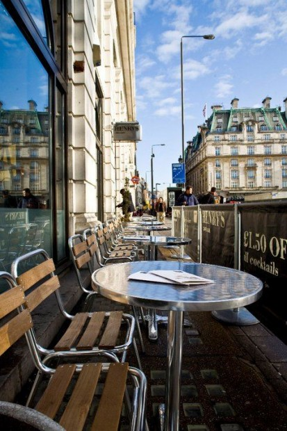 Henrys Cafe Bar Piccadilly photo