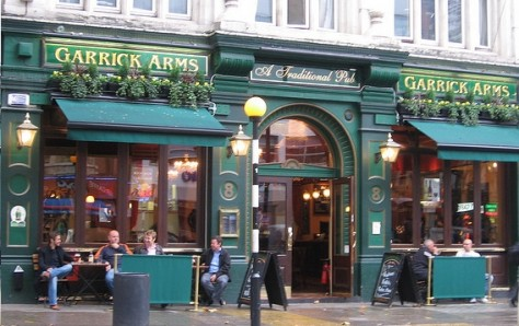 Garrick Arms photo