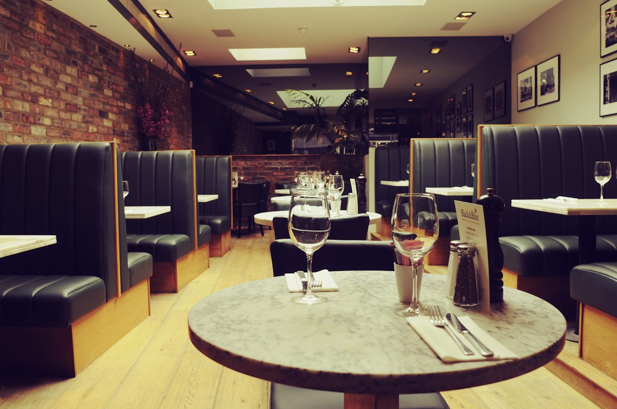 Black and Blue Kings Road Sloane Square West London Bar ... - photo#43