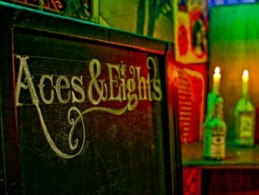 Aces and Eights Saloon Bar