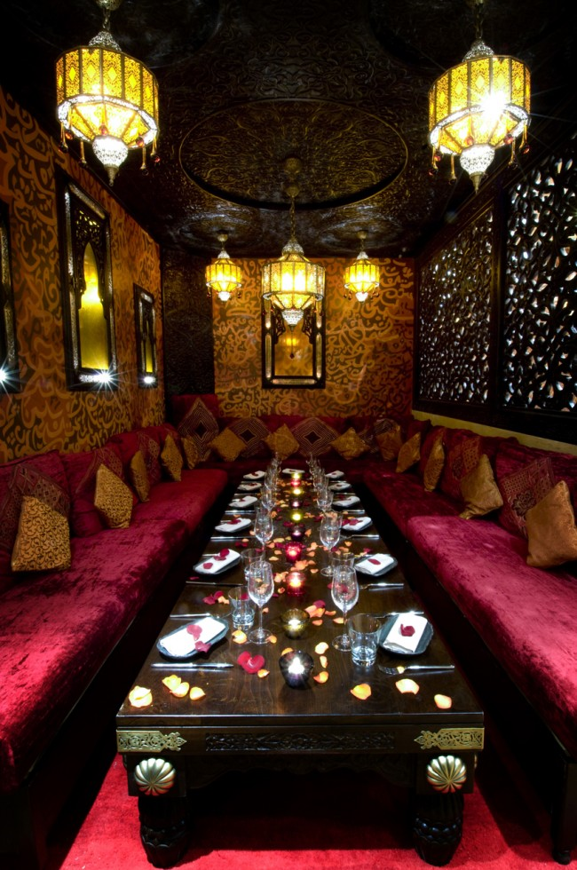Kenza Restaurant Liverpool Street