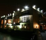 Christmas Day at the Trafalgar Tavern Greenwich