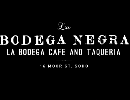La Bodega Negra Cool Soho Mexican Bar and Restaurant