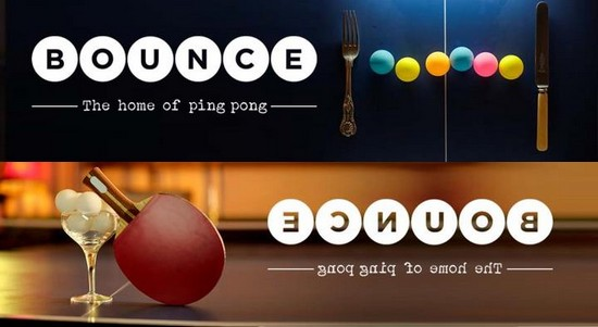 Bounce, Farringdon Quirky Holborn Ping Pong Bar