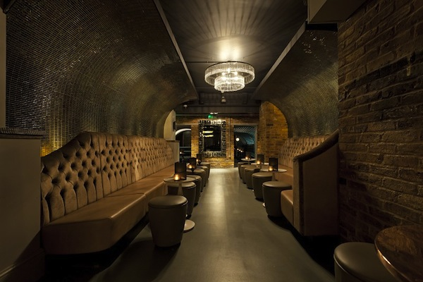 Dirty Martini Hanover Square London Cocktail Bar Review