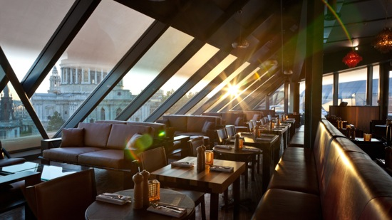 Madison Cafe Restaurant And Bar London New London Rooftop