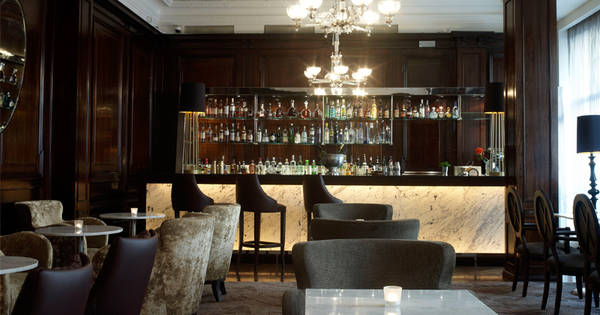 Sophisticated Holborn Hotel Bar