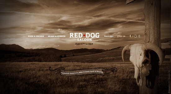 Red Dog Saloon Traditional American Restaurant and Bar Shoreditch