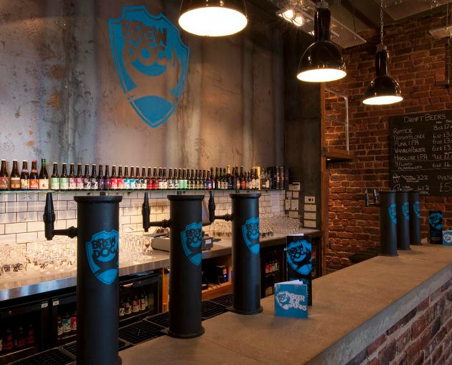 Brewdog Bar Shoreditch