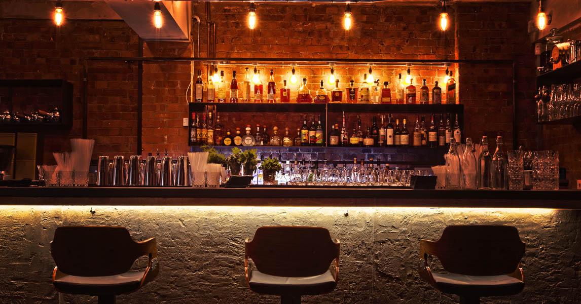 Oskars Bar at Dabbous London | Book Online | Goode Street ...