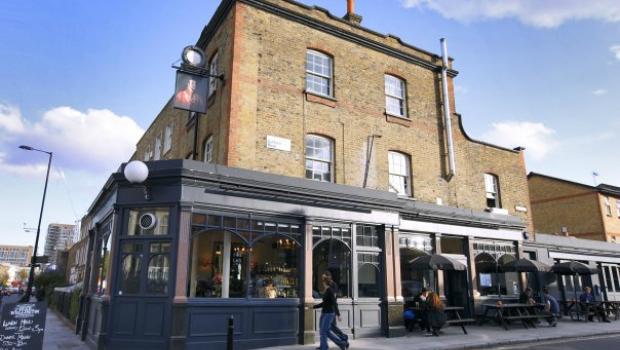 The Duke Of Wellington Pub Balls Pond Road Dalston
