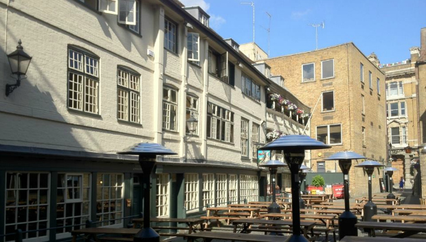 Southwark Ale and Borough Beer: a brewery heritage and beer tour