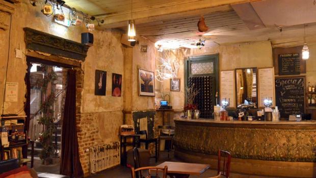 The Mahogany Bar Wilton S Music Hall Wapping London Bar