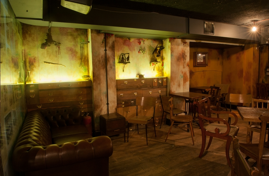 UnderDog Shoreditch's Underground Secret Speakeasy