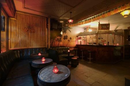 Handy Joes London Tiki Bar Kingly Street Soho London Bar