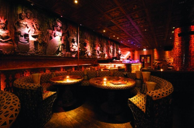 Shaka Zulu Restaurant Bar Camden London Bar Reviews