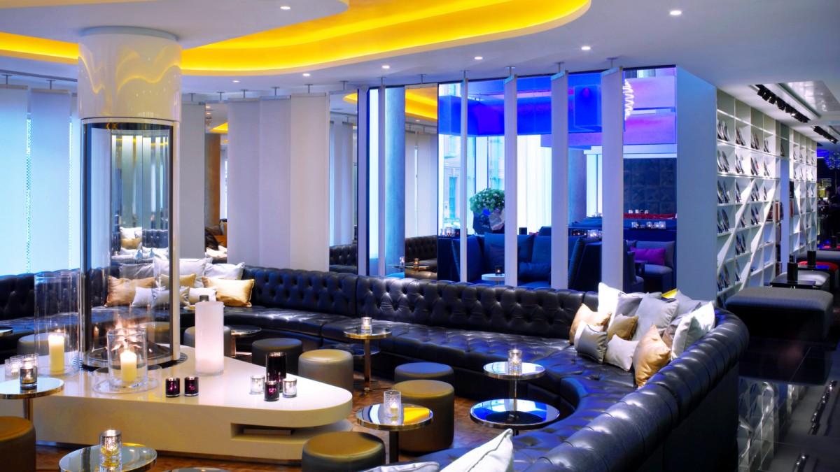 W Hotel London Spa