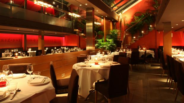 Abingdon Restaurant High Street Kensington