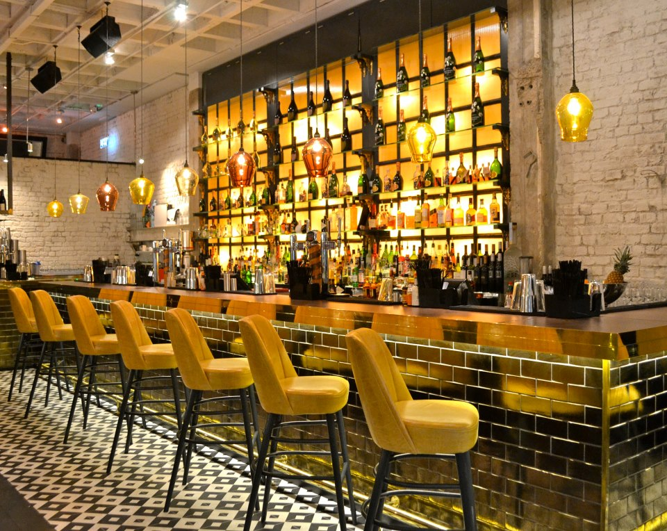 Neighbourhood manchester new spinngingfields restaurant