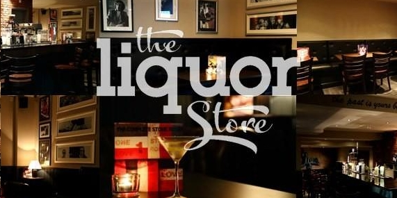 The Liquor Store Quirky Deansgate Cocktail Bar