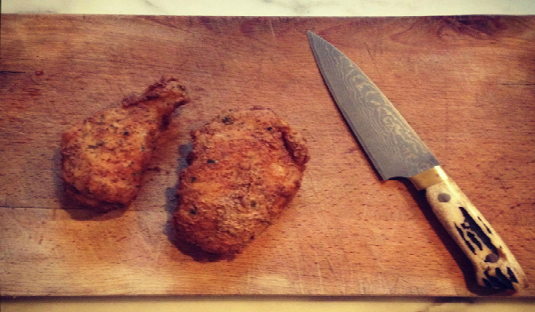Gourmet Fried Chicken at The Moral Fox