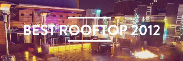 Reverb intimate bank holiday rooftop party