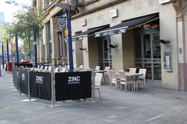 Zinc Bar and Grill photo