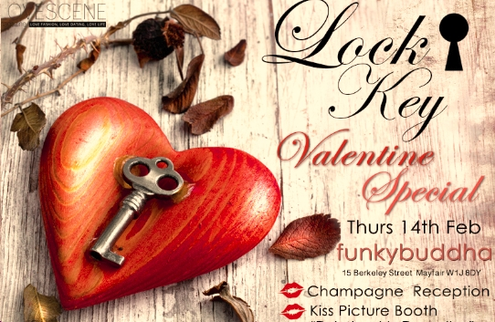 Valentine Lock & Key Party