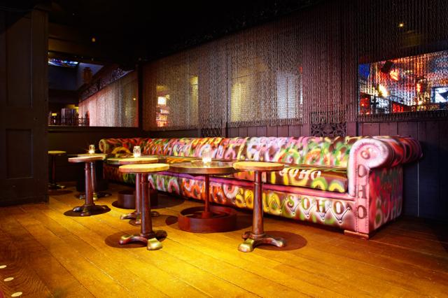 Speakeasy Soho NYE Party   Soho, London Clubbing Reviews